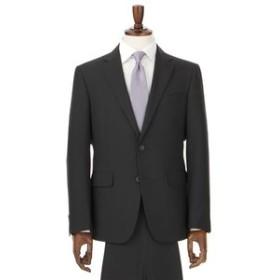 【洋服の青山:スーツ・ネクタイ】【ウォッシャブル】【ストレッチ】【折り目すっきり】スタイリッシュスーツ