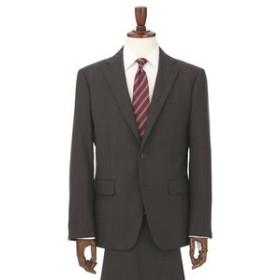 【洋服の青山:スーツ・ネクタイ】【折り目すっきり】スタイリッシュスーツ