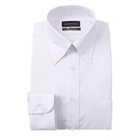 【洋服の青山:トップス】【長袖】【NON IRONMAX】【ボタンダウン】スタンダードワイシャツ