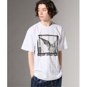 JOURNAL STANDARD DUCT TAPE UNDEAD T-SHIRT ホワイト L