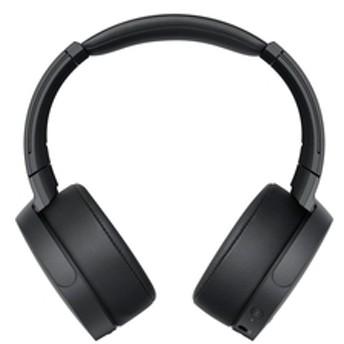 SONY密閉ヘッドバンド型ワイヤレスノイズキャンセリングヘッドセットブラックMDR-XB950N1 B