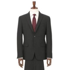 【洋服の青山:スーツ・ネクタイ】【ストレッチ】【形状記憶プリーツ】スタイリッシュスーツ