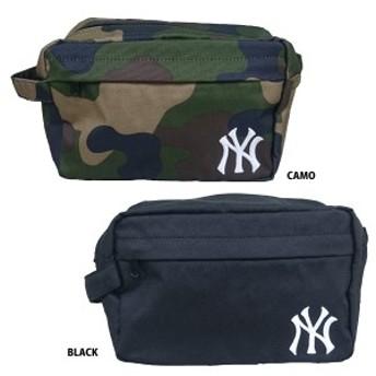 即日出荷 イーカム MLB ニューヨークヤンキース ポーチ 小物入れ YK-PCH01
