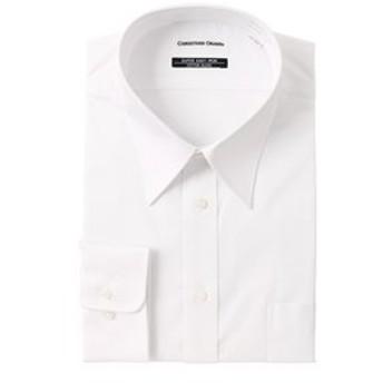 【洋服の青山:トップス】【長袖】【DEOCROSS】【レギュラーカラー】スタンダードワイシャツ(トールサイズ)
