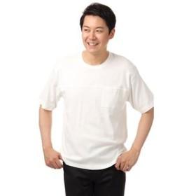 【洋服の青山:トップス】クルーネックTシャツ