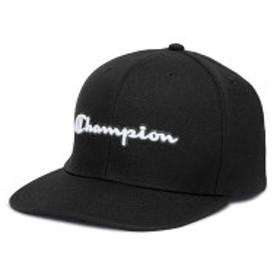 チャンピオン メンズ 帽子 アクセサリー Champion Script Logo Cap Black