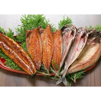 「ひもの・鰻」贅沢セット1 小野食品