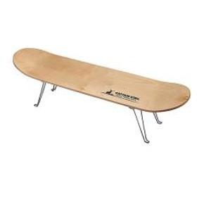 アウトドアテーブル 折りたたみ スケボーテーブル キャプテンスタッグ テーブル【5%OFFクーポン利用可能】【コード:AC3648T】