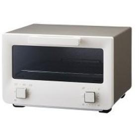 コイズミ オーブントースター ホワイト KOS−1213/W 1台