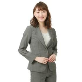 【洋服の青山:スーツ・ネクタイ】【セットアップ対応】【COOL MAX(R)】【ウォッシャブル】1ボタンテーラードジャケット