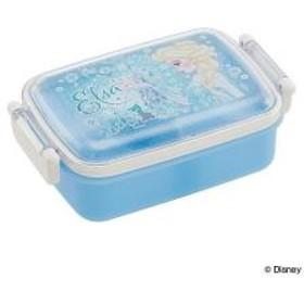 10%OFFクーポン対象商品 お弁当箱 プラスチック製 ふわっとタイトランチBOX 450ml エルサ 子供 アナ雪 クーポンコード:KZUZN2T