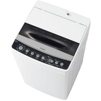 JW-C45D-K 全自動洗濯機 ブラック [洗濯4.5kg /上開き]