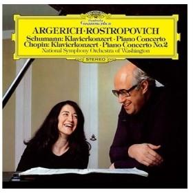 マルタ・アルゲリッチ シューマン: ピアノ協奏曲/ショパン: ピアノ協奏曲第2番<タワーレコード限定> SACD Hybrid