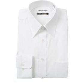【洋服の青山:トップス】【長袖】【OEKO-TEX(R】【レギュラーカラー】スタンダードワイシャツ(スモール)