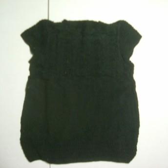 手編みのサマーニット
