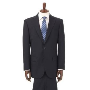 【洋服の青山:スーツ・ネクタイ】【折り目スッキリ】【ツーパンツ】スタンダードスーツ