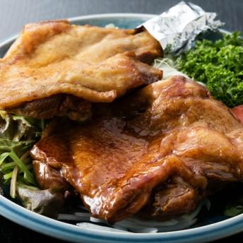 鶏もも肉のたれ焼き【3本】(鶏モモ肉骨付き1本(350g~410g程度)×3セット)