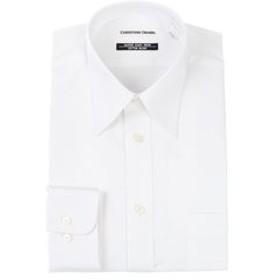 【洋服の青山:トップス】【長袖】【DEOCROSS】【レギュラーカラー】スタンダードワイシャツ