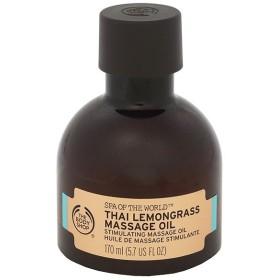 ザ・ボディショップ THE BODY SHOP タイ スティミュレーティングマッサージオイル 170ml 化粧品 コスメ THAI LEMONGRASS MASSAGE OIL