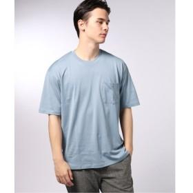 [マルイ]【セール】メンズTシャツ(HANDVAERK / ハンドバーク 60/2 crew neck s/s T w/pocket)/エディフィス(EDIFICE)
