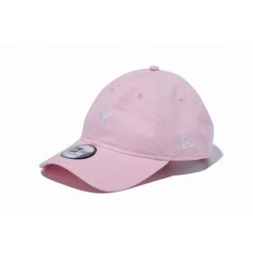 【ニューエラ公式】 9THIRTY クロスストラップ ミニロゴ カクテル ピンク メンズ レディース 56.8 - 60.6cm キャップ 帽子 12082894 NEW ERA