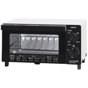 山善 オーブントースター ホワイト YAMAZEN YTB-D100-W 返品種別A