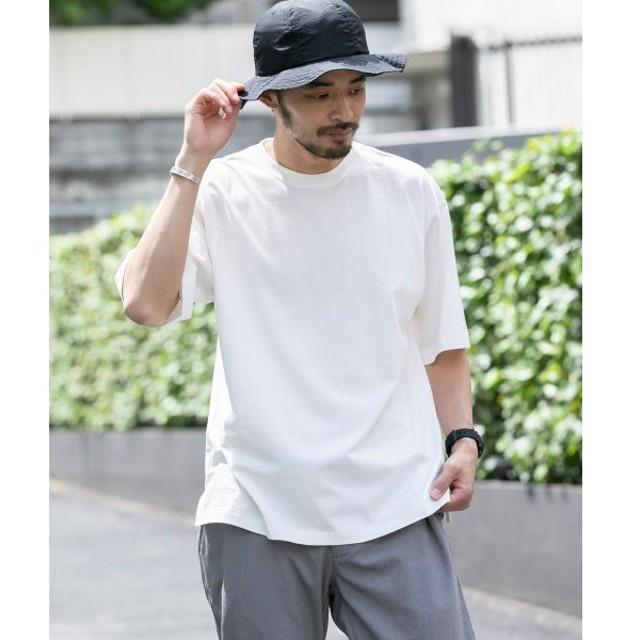 Sonny Label / サニーレーベル 超長綿ファインスムースリラックスTシャツ