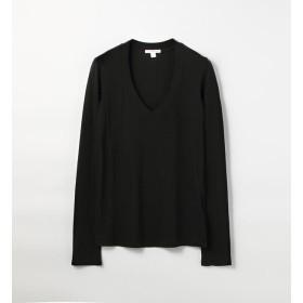 【トゥモローランド/TOMORROWLAND】 ベーシック Vネック長袖Tシャツ WMJ3931