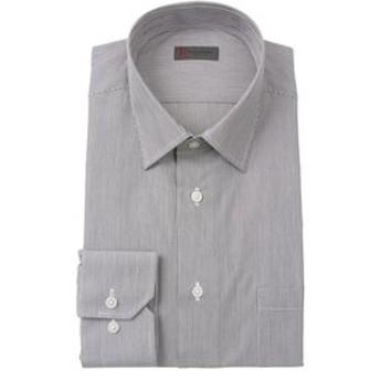 【洋服の青山:トップス】【長袖】【レギュラーカラー】スタイリッシュワイシャツ