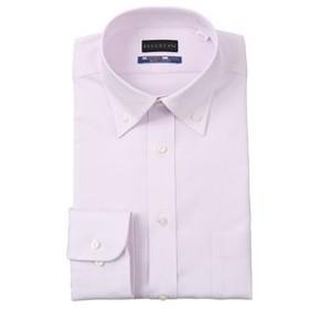 【洋服の青山:トップス】【長袖】【NON IRONMAX COOL】【ボタンダウン】スタイリッシュワイシャツ