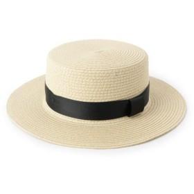 SHOO・LA・RUE / シューラルー ペーパー混カンカン帽