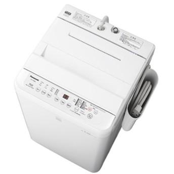 パナソニック7.0kg全自動洗濯機keywordキーワードホワイトNA-F70BE6-KW