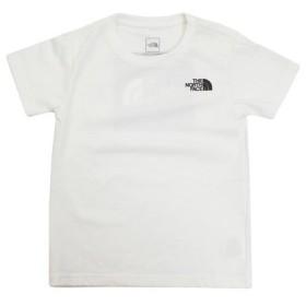 ノースフェイス(THE NORTH FACE) ショートスリーブスクエアグラフィック Tシャツ NTJ81807 W HLNA (Jr)