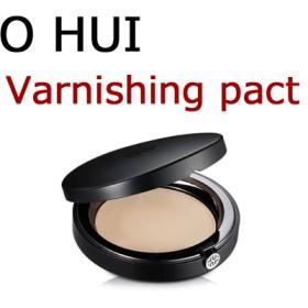 [LG生活健康)韓國コスメ/O HUIバニシング・ファクト/O HUI Varnishing pact/乾燥せず、赤ちゃんのようなすべすべした肌表現/華やかな肌表現/メイクアップの持続力/微細なパウダー粒子に軽い感じのパウダー・ファクト/后/sum/LIRICOS