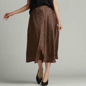 [マルイ]【セール】ドットライクな小さめレオパードプリントスカート/ロートレアモン(LAUTREAMONT)