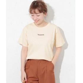 Sonny Label / サニーレーベル ミニロゴ刺繍Tシャツ