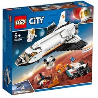 レゴジャパン レゴ(R)シティ 超高速! 火星探査シャトル【60226】 【返品種別B】