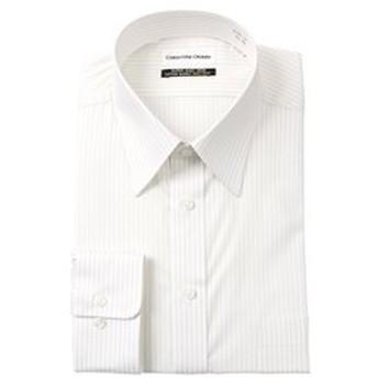 【洋服の青山:トップス】【長袖】【OEKO-TEX(R】【レギュラーカラー】スタンダードワイシャツ(トール)
