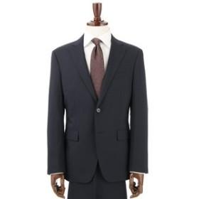 【洋服の青山:スーツ・ネクタイ】【ストレッチ】【形状記憶プリーツ】【ツーパンツ】スタイリッシュスーツ