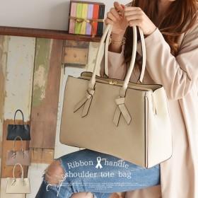 スクエアトートバッグ A4 レディース 大容量 通勤 大きいサイズ トートバッグ 仕事バッグ 仕事鞄 大きめトートバッグ 大人女性 OL オフィス 通勤バッグ vinb-p16061