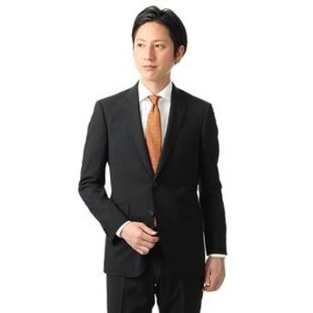 【洋服の青山:スーツ・ネクタイ】【シワ抑制】【軽量】【形状記憶プリーツ】【ツーパンツ】スタイリッシュスーツ