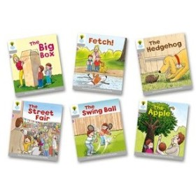 Oxford University Press Oxford Reading Tree Stage 1 Wordless Stories B (Book Only) (Formerly: Biff and Chip Stories)