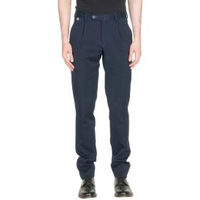 《期間限定 セール開催中》VIGANO' メンズ パンツ ダークブルー 48 コットン 100%
