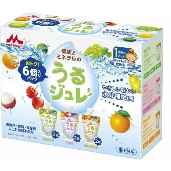 果実とミネラルのうるジュレ 6個パック(全店3000限定)