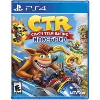 PS4 Crash Team Racing-Nitro Fueled(クラッシュチームレーシング-ブッとびニトロ!北米版)〈Activision〉[新品]