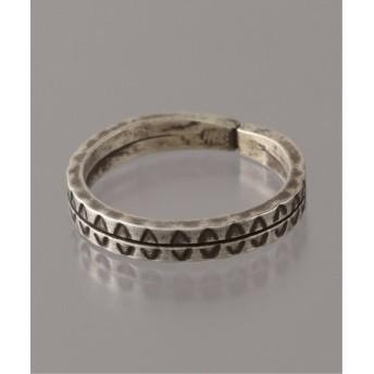BOICE FROM BAYCREW'S slow hands Karen-B silver Ring シルバー フリー