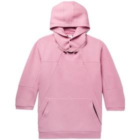 《期間限定 セール開催中》NIKE メンズ スウェットシャツ ピンク M コットン 77% / ポリエステル 18% / ポリウレタン 5%