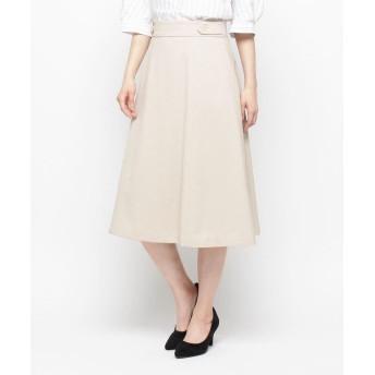 SOFUOL(ソフール) 麻調スカート
