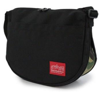 マンハッタン ポーテージ Columbus Circle Shoulder Bag ユニセックス Black/W.Camo S 【Manhattan Portage】