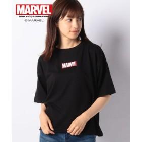 (DAISY MERRY/デイジーメリー)MARVELゆるTシャツ/レディース 柄1